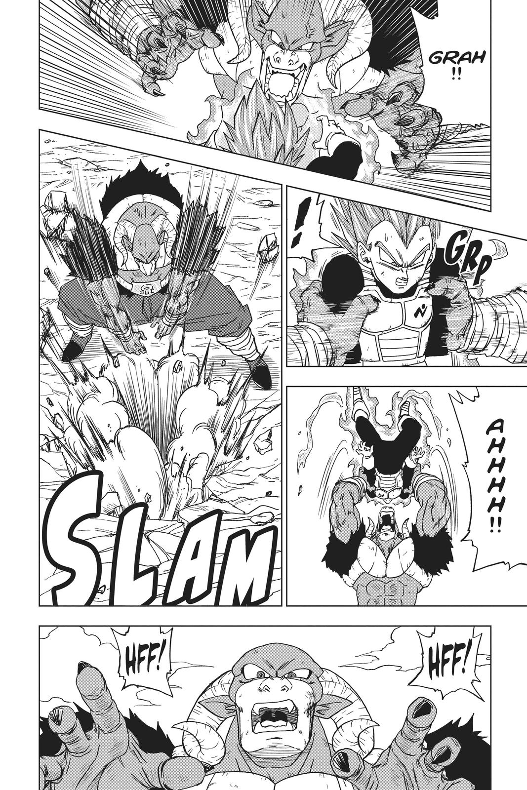Dragon Ball Super Chapter 61 Page 17