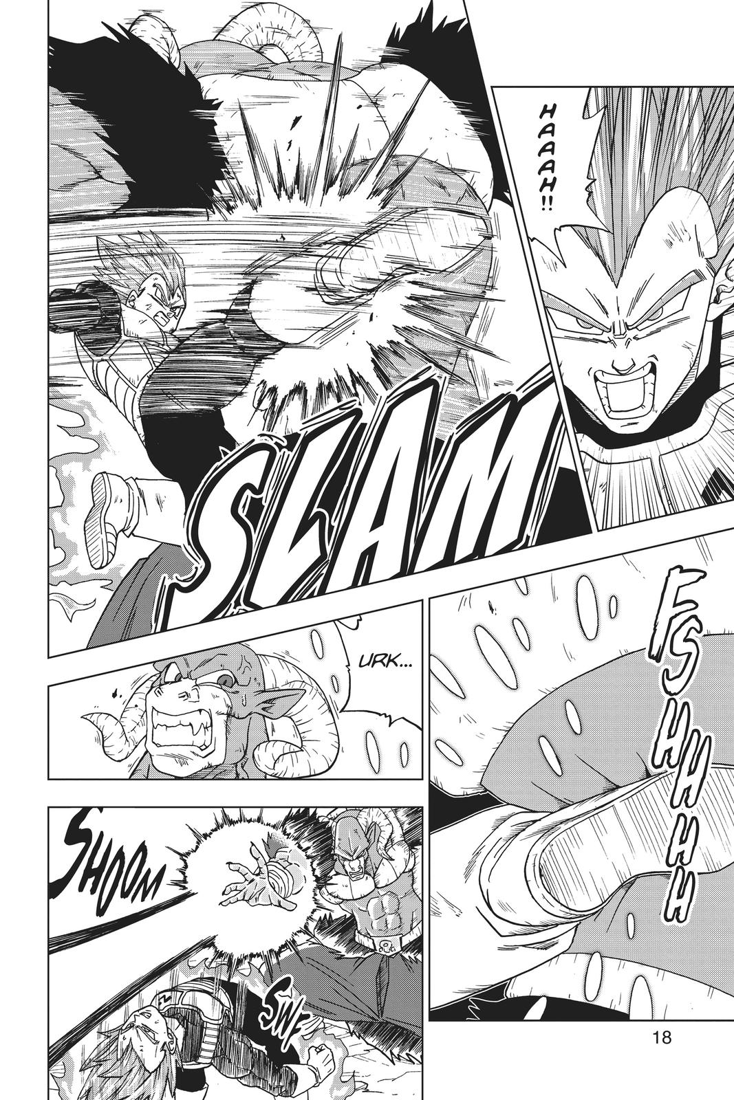 Dragon Ball Super Chapter 61 Page 19