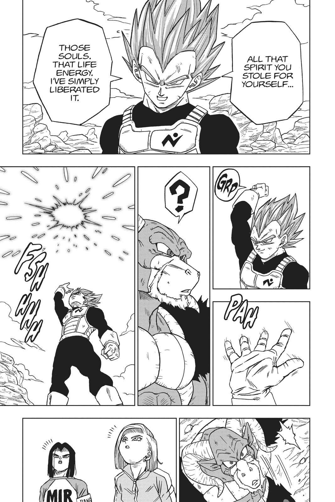 Dragon Ball Super Chapter 61 Page 24