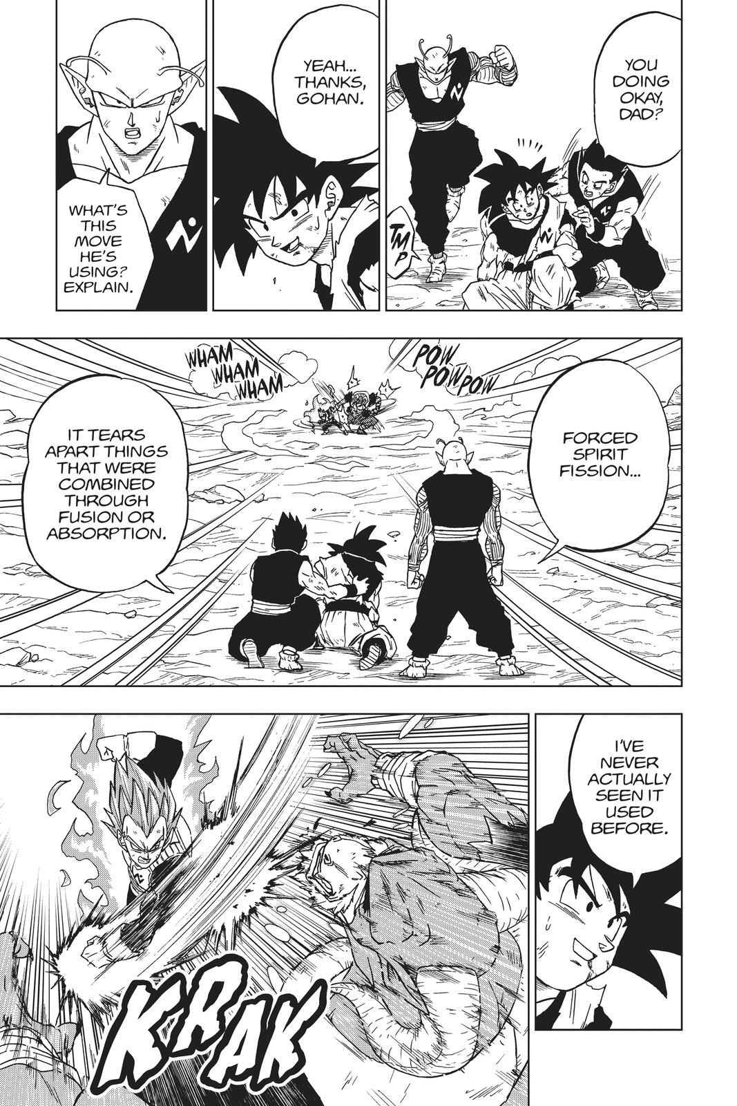 Dragon Ball Super Chapter 61 Page 26