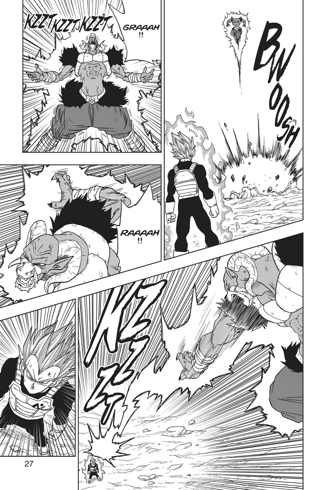 Dragon Ball Super Chapter 61 Page 28