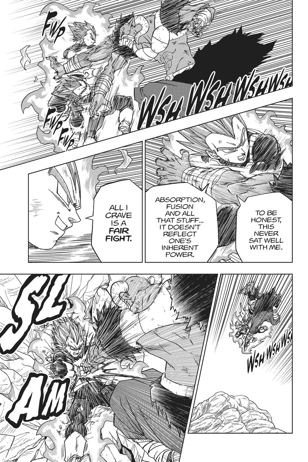 Dragon Ball Super Chapter 61 Page 30