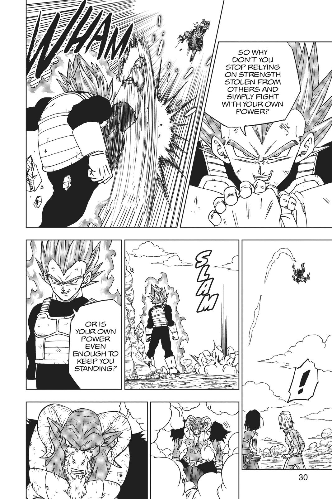 Dragon Ball Super Chapter 61 Page 31