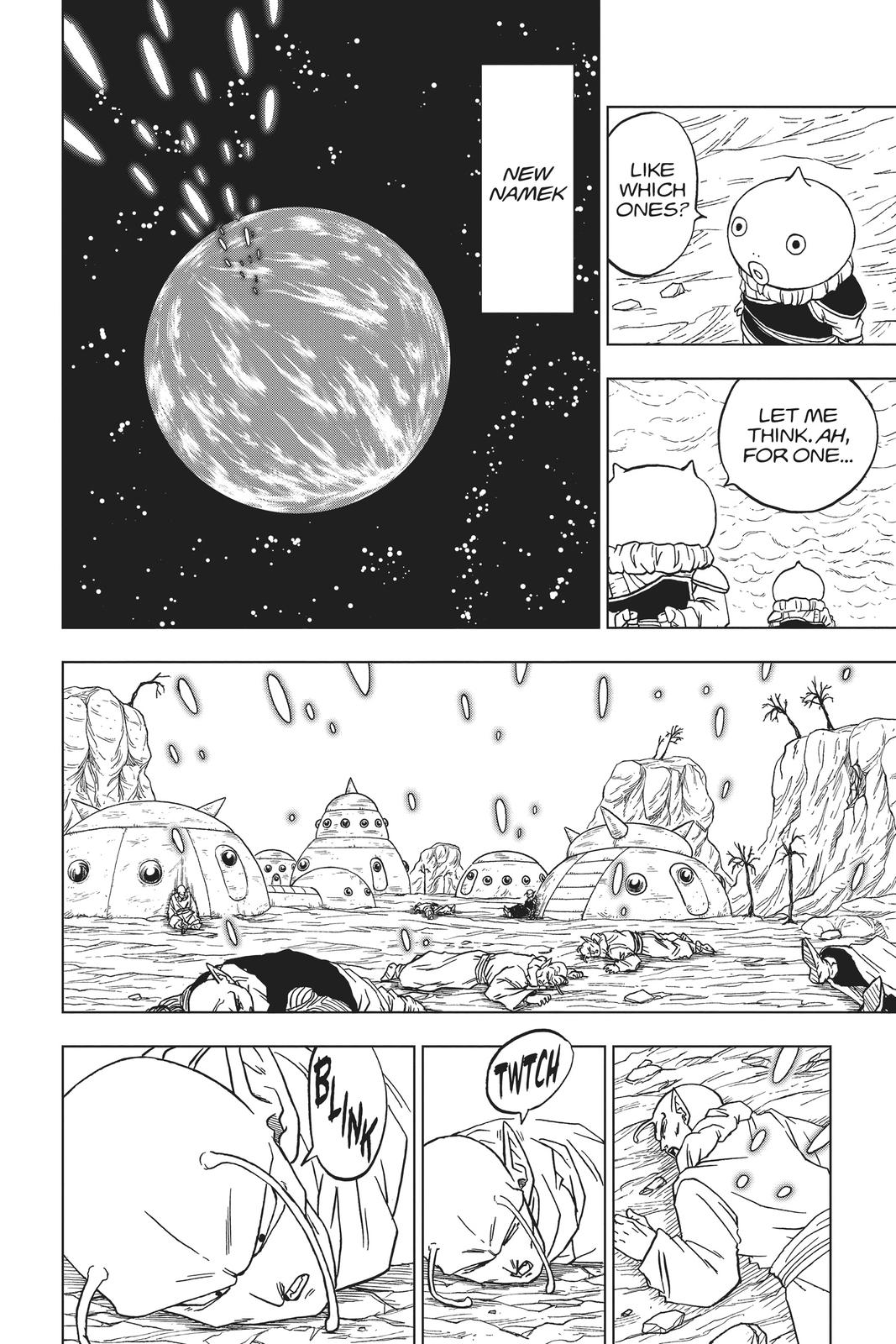 Dragon Ball Super Chapter 61 Page 33