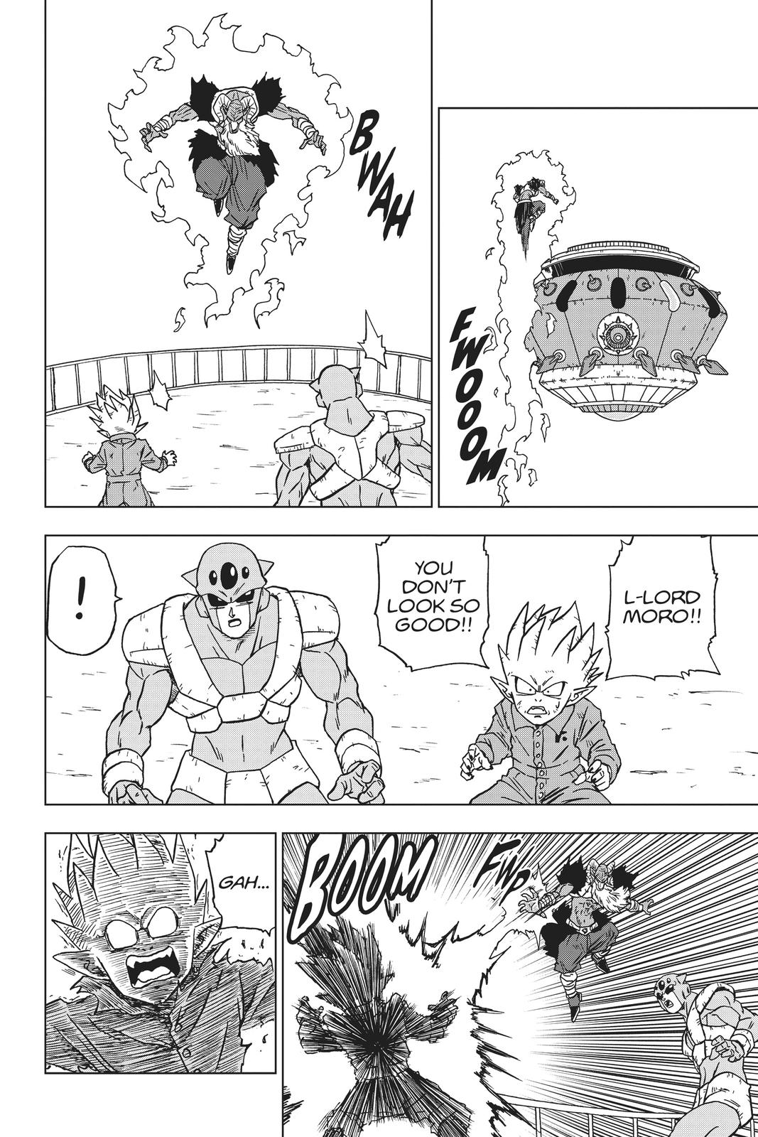 Dragon Ball Super Chapter 61 Page 43
