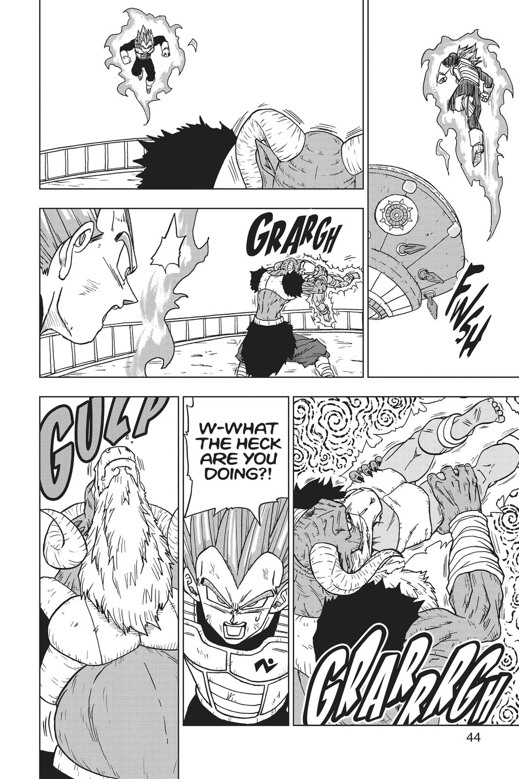 Dragon Ball Super Chapter 61 Page 45