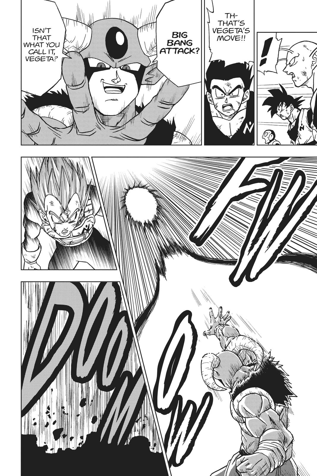 Dragon Ball Super Chapter 62 Page 10