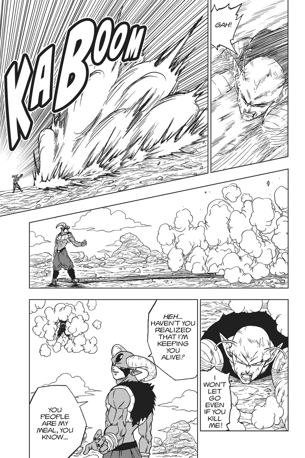 Dragon Ball Super Chapter 62 Page 19