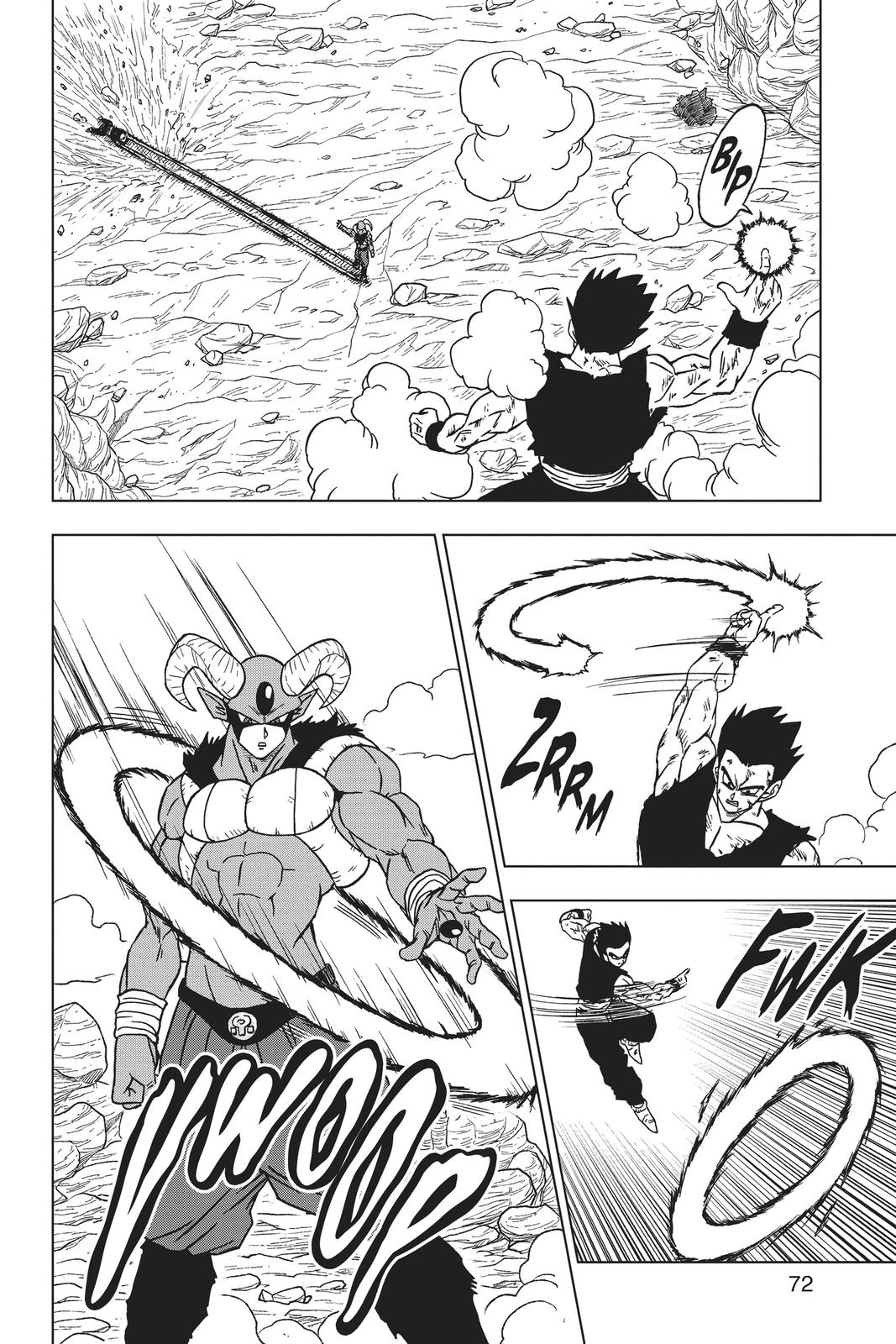 Dragon Ball Super Chapter 62 Page 20