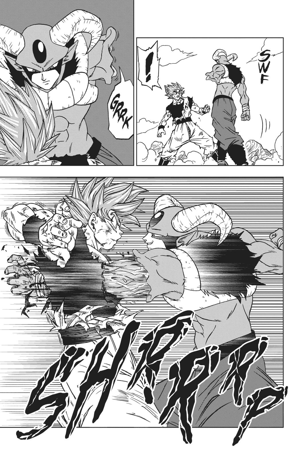 Dragon Ball Super Chapter 62 Page 25