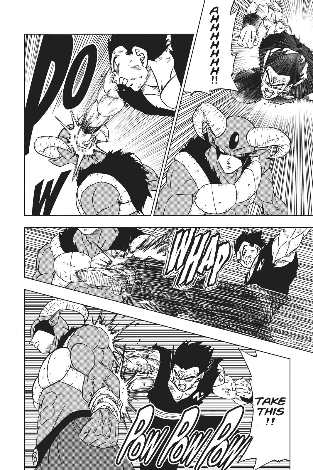 Dragon Ball Super Chapter 62 Page 28