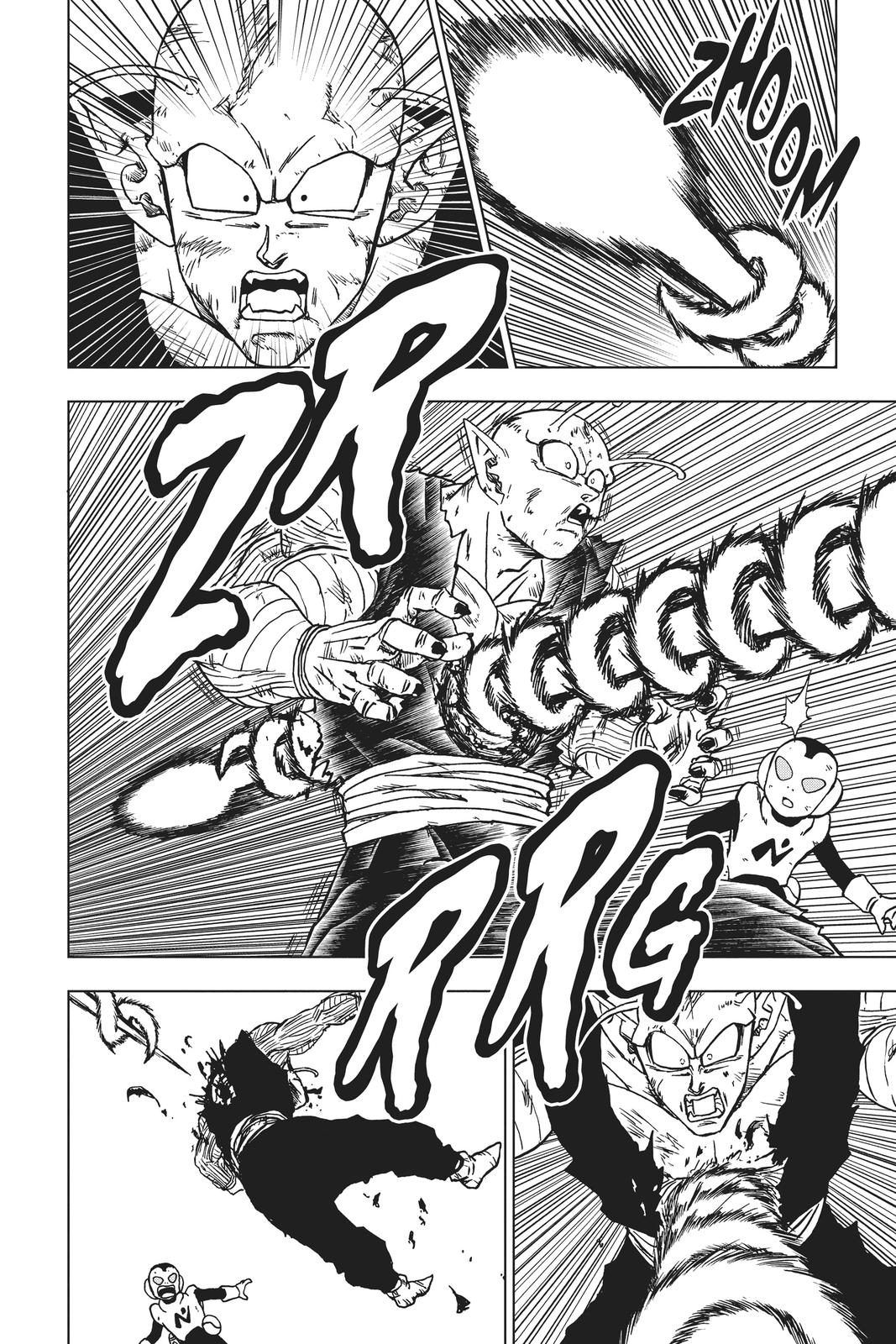 Dragon Ball Super Chapter 62 Page 38