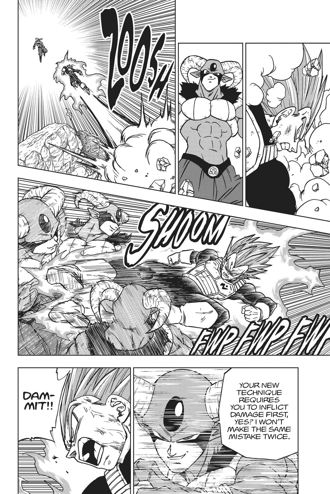 Dragon Ball Super Chapter 62 Page 4