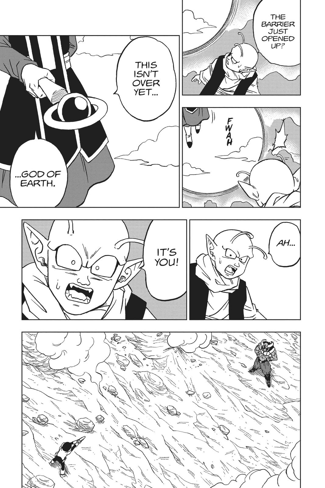 Dragon Ball Super Chapter 62 Page 41