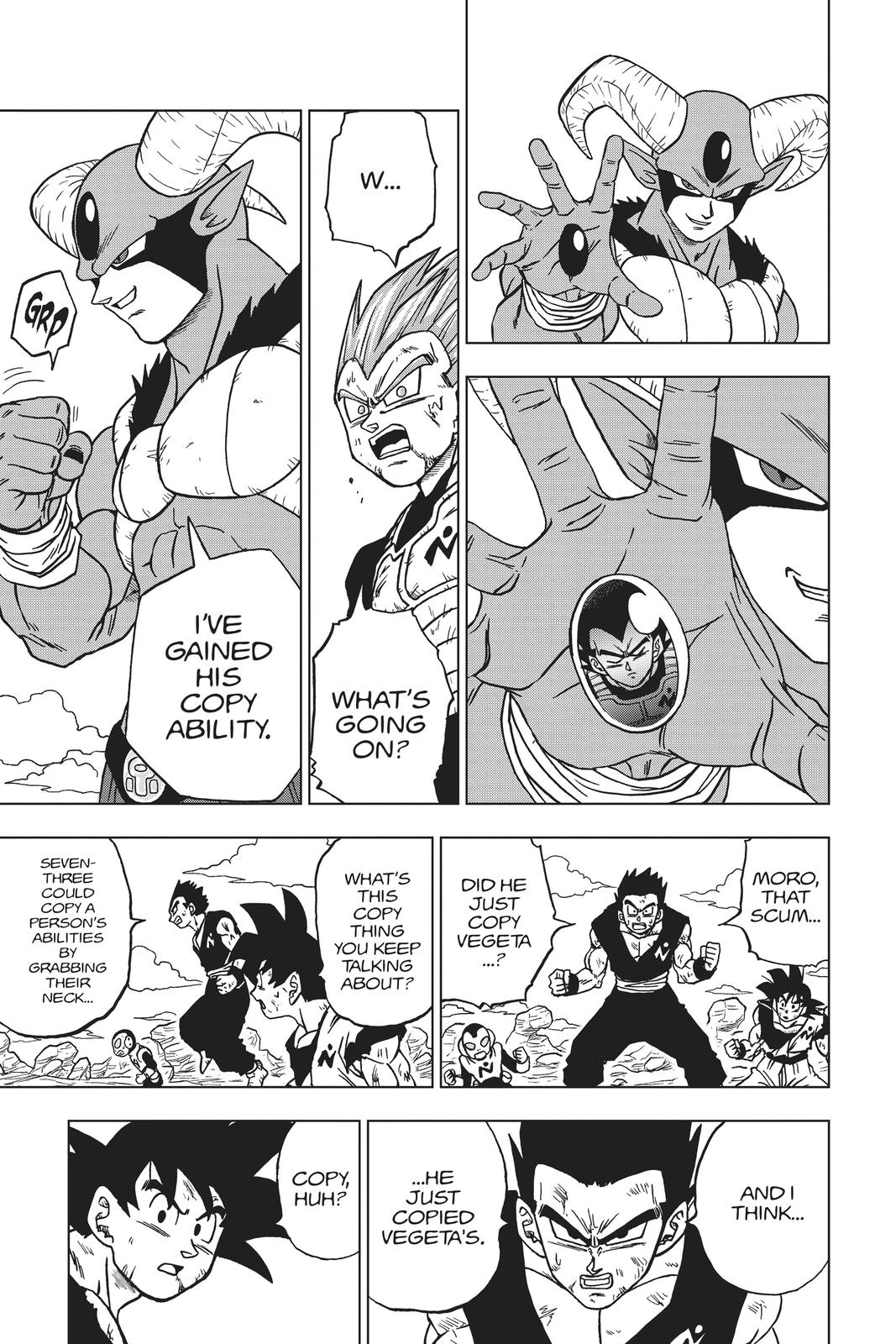 Dragon Ball Super Chapter 62 Page 7