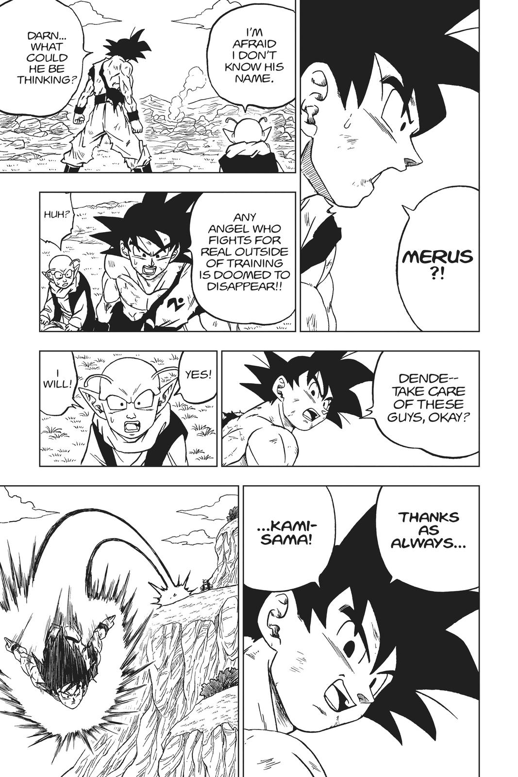 Dragon Ball Super Chapter 63 Page 15