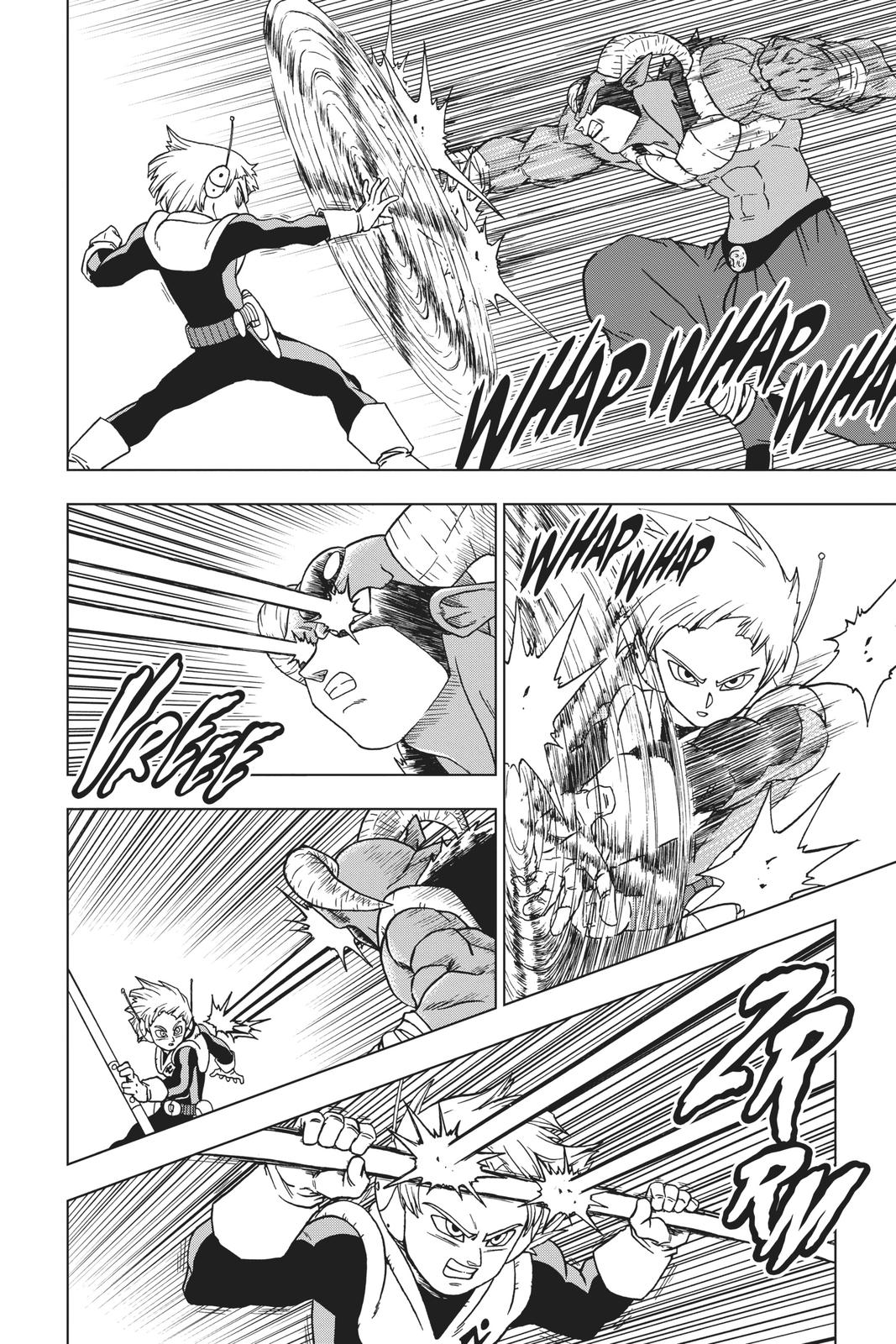 Dragon Ball Super Chapter 63 Page 16