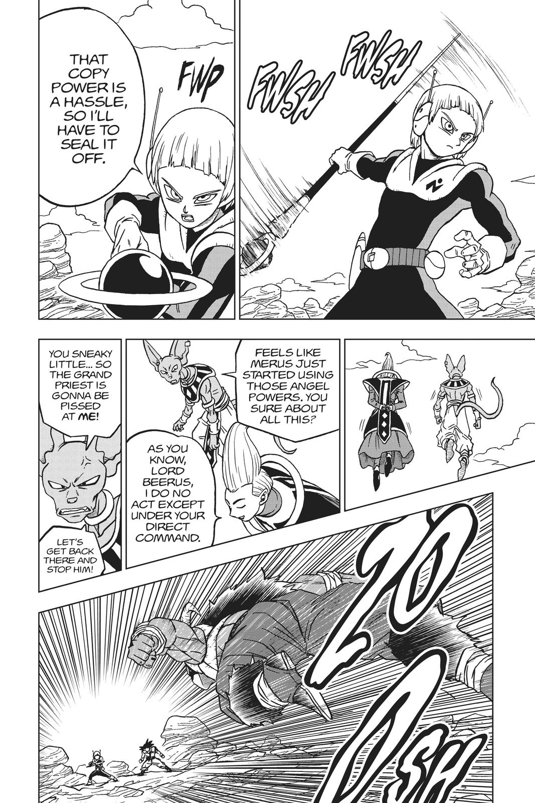 Dragon Ball Super Chapter 63 Page 28