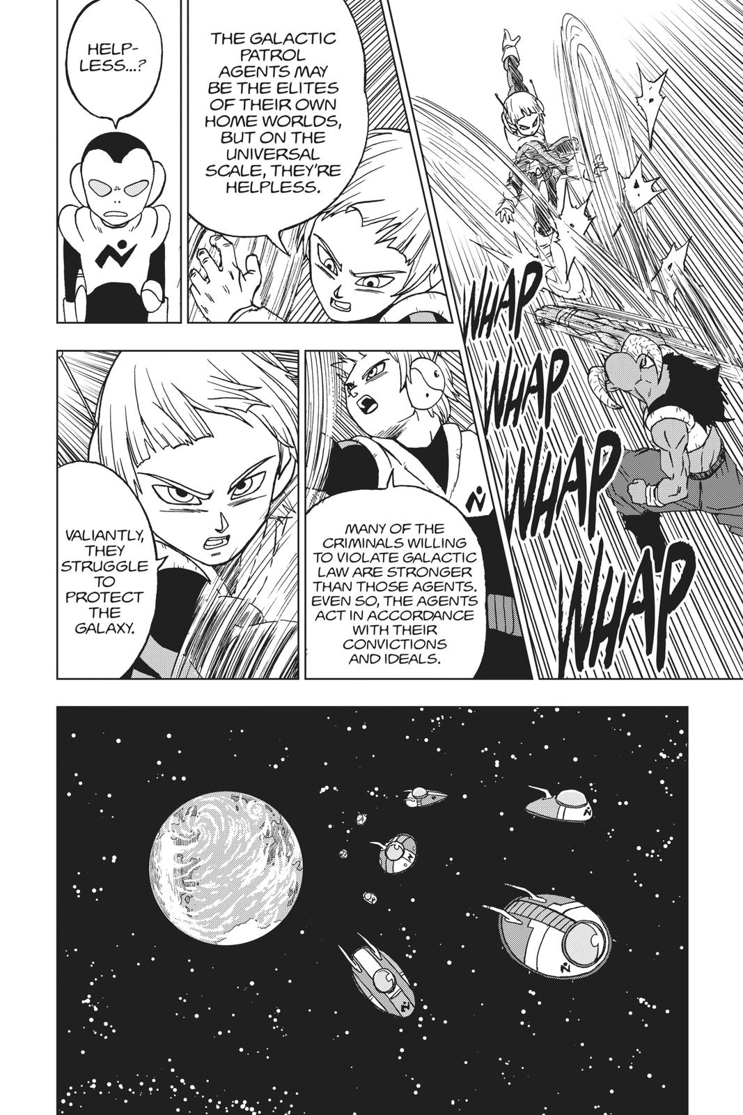 Dragon Ball Super Chapter 63 Page 32