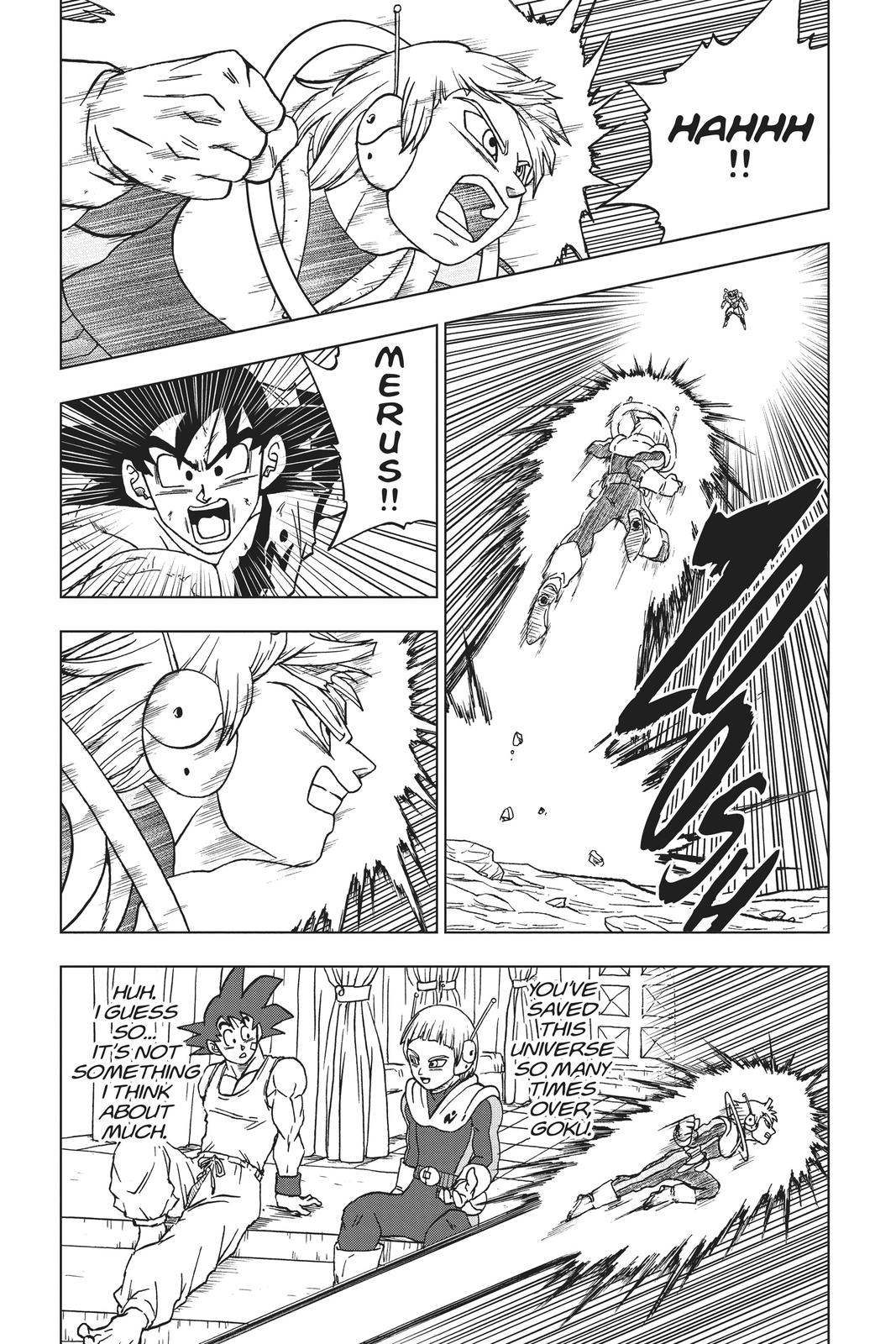 Dragon Ball Super Chapter 63 Page 37