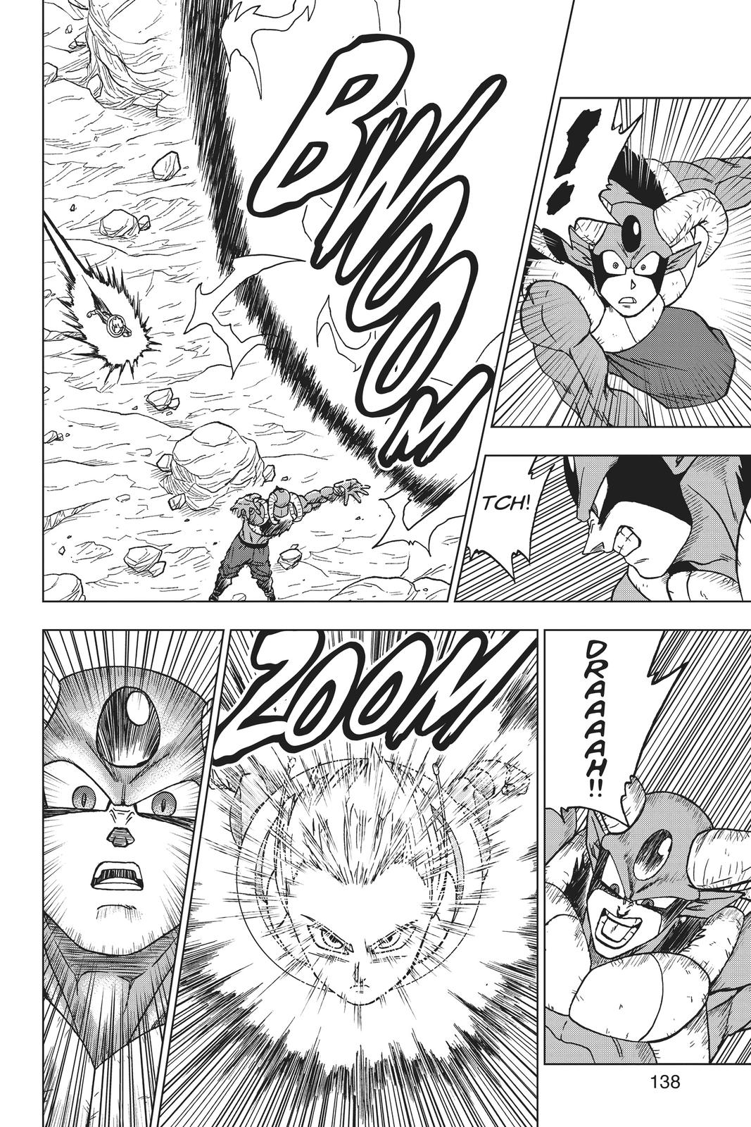 Dragon Ball Super Chapter 63 Page 40
