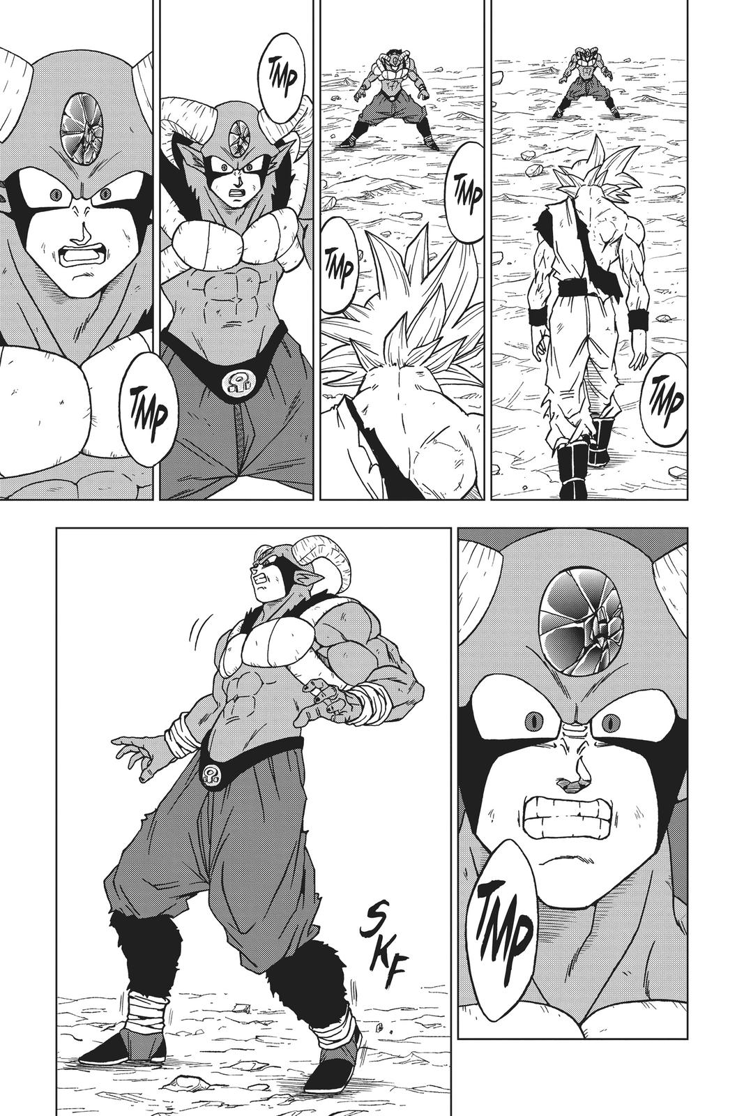 Dragon Ball Super Chapter 64 Page 13