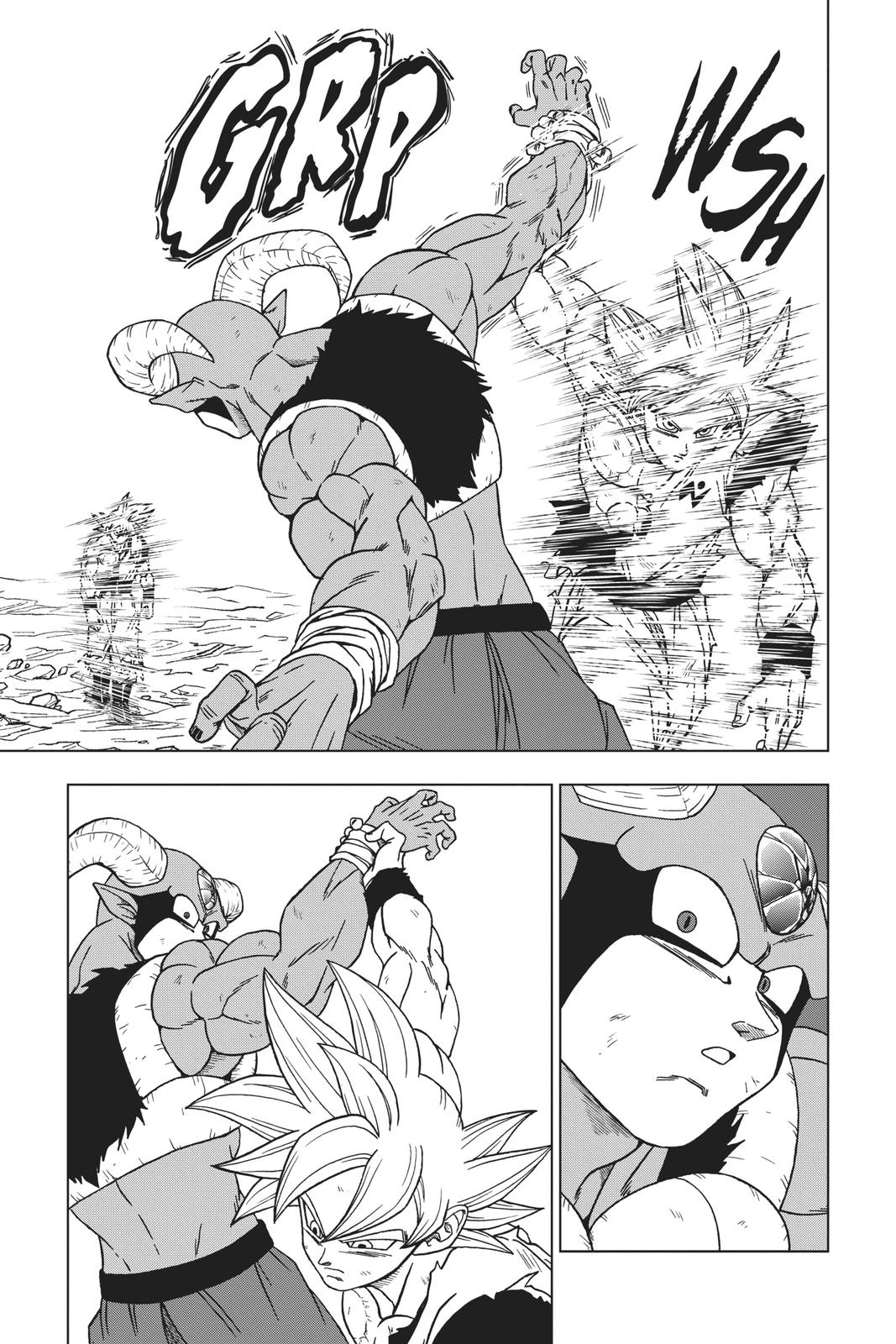Dragon Ball Super Chapter 64 Page 15