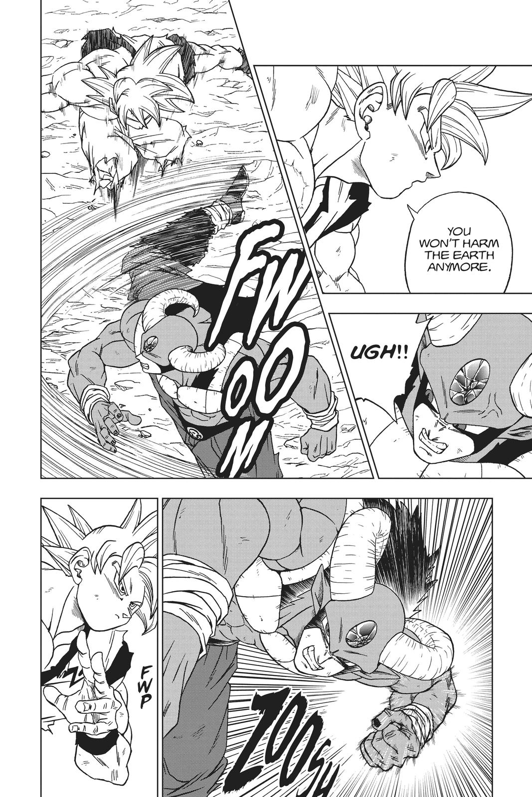 Dragon Ball Super Chapter 64 Page 16