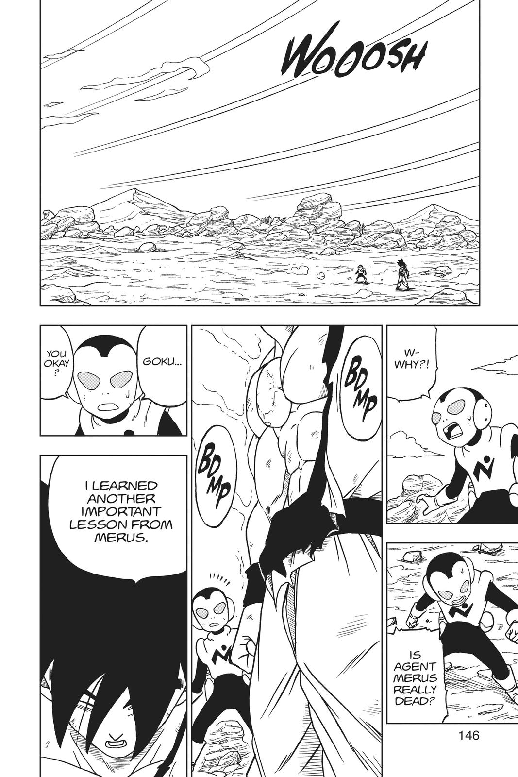 Dragon Ball Super Chapter 64 Page 2