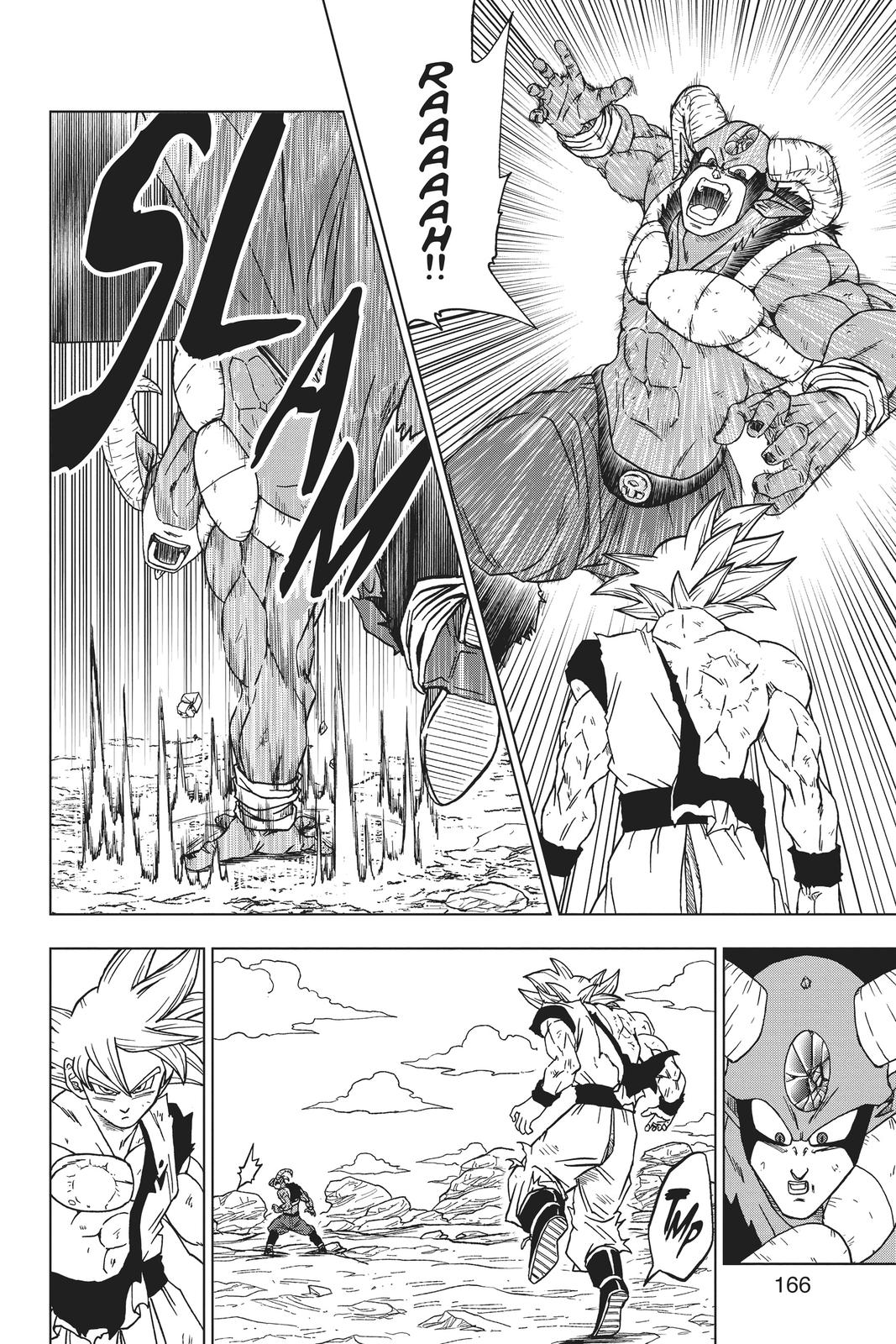Dragon Ball Super Chapter 64 Page 22