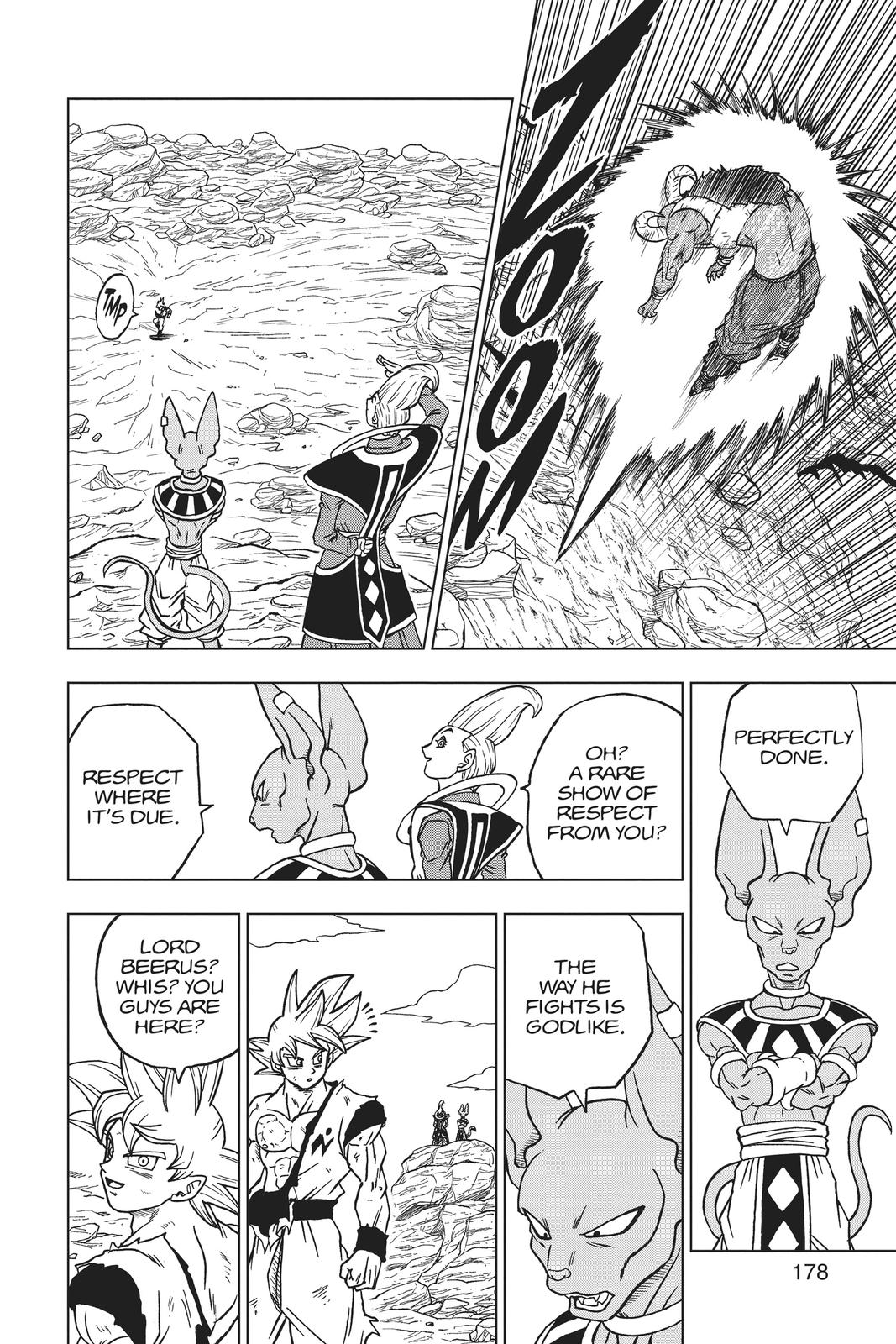 Dragon Ball Super Chapter 64 Page 34