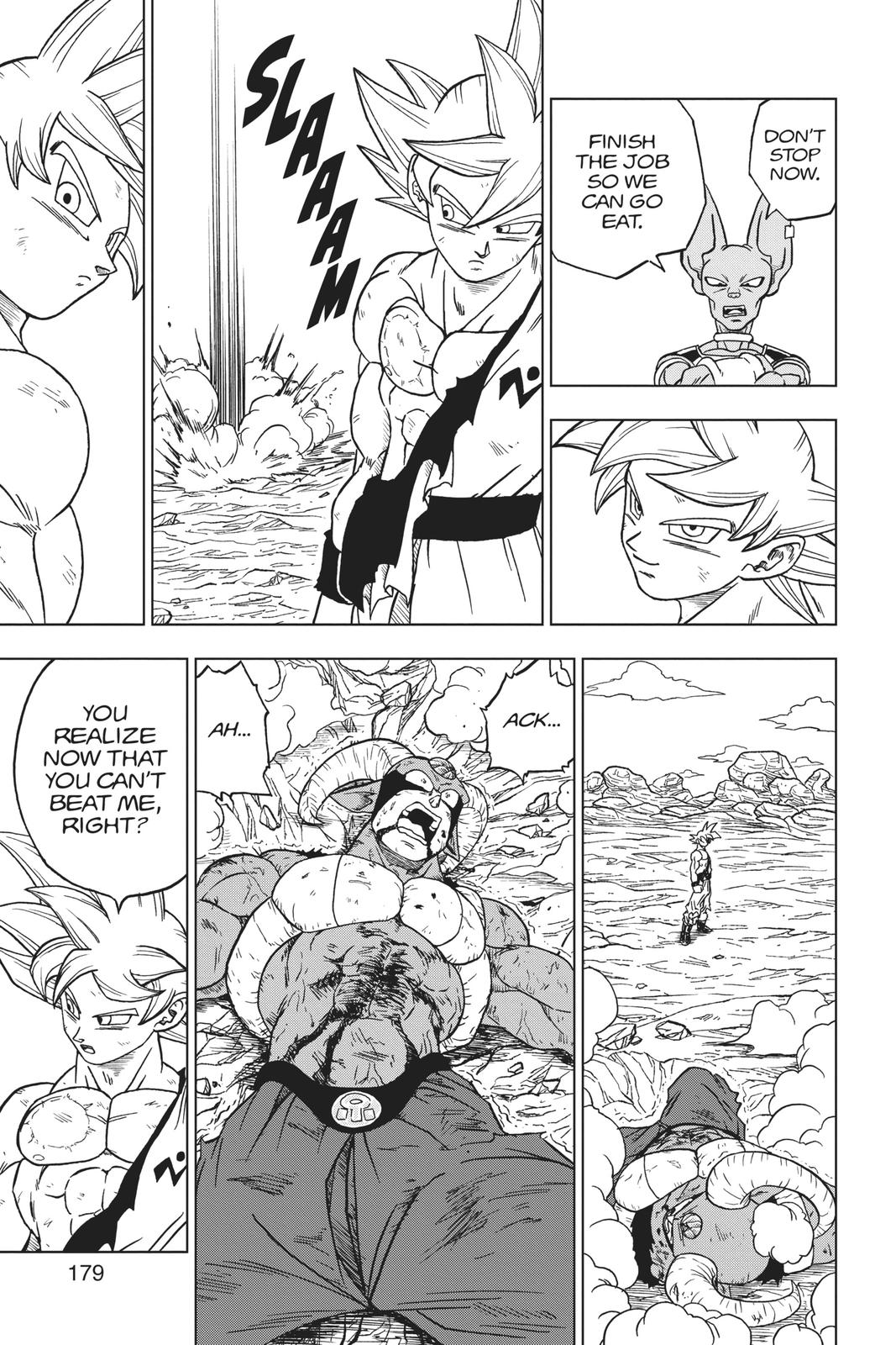 Dragon Ball Super Chapter 64 Page 35