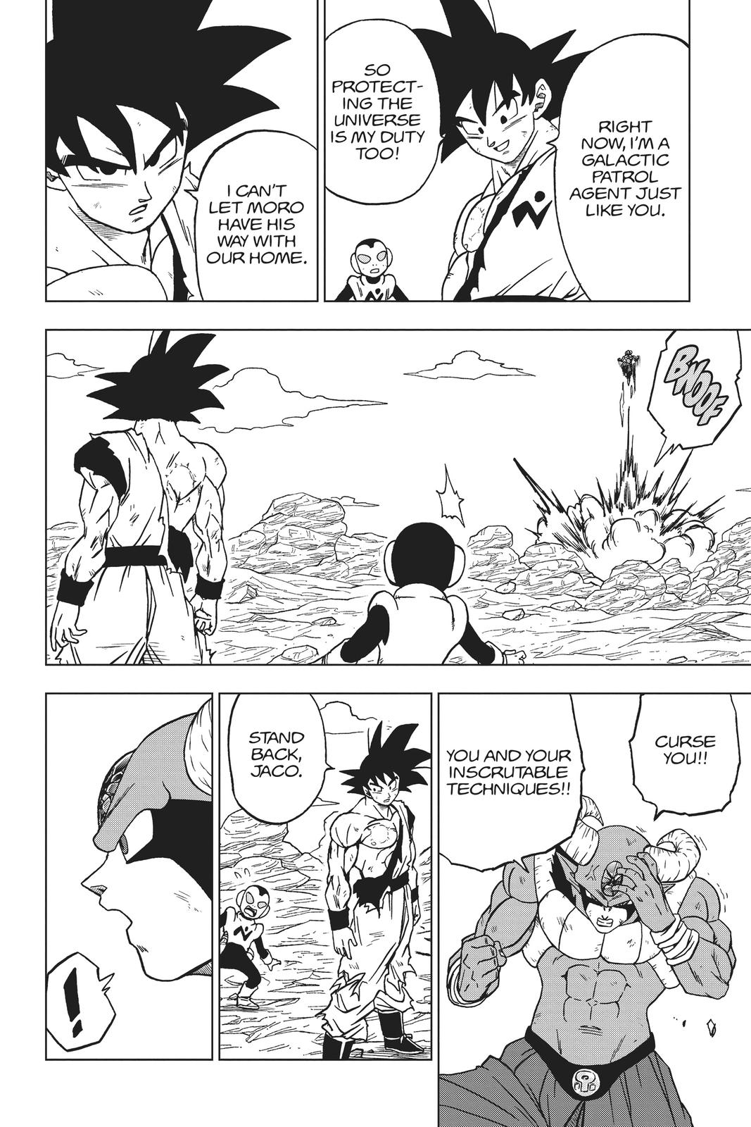Dragon Ball Super Chapter 64 Page 6