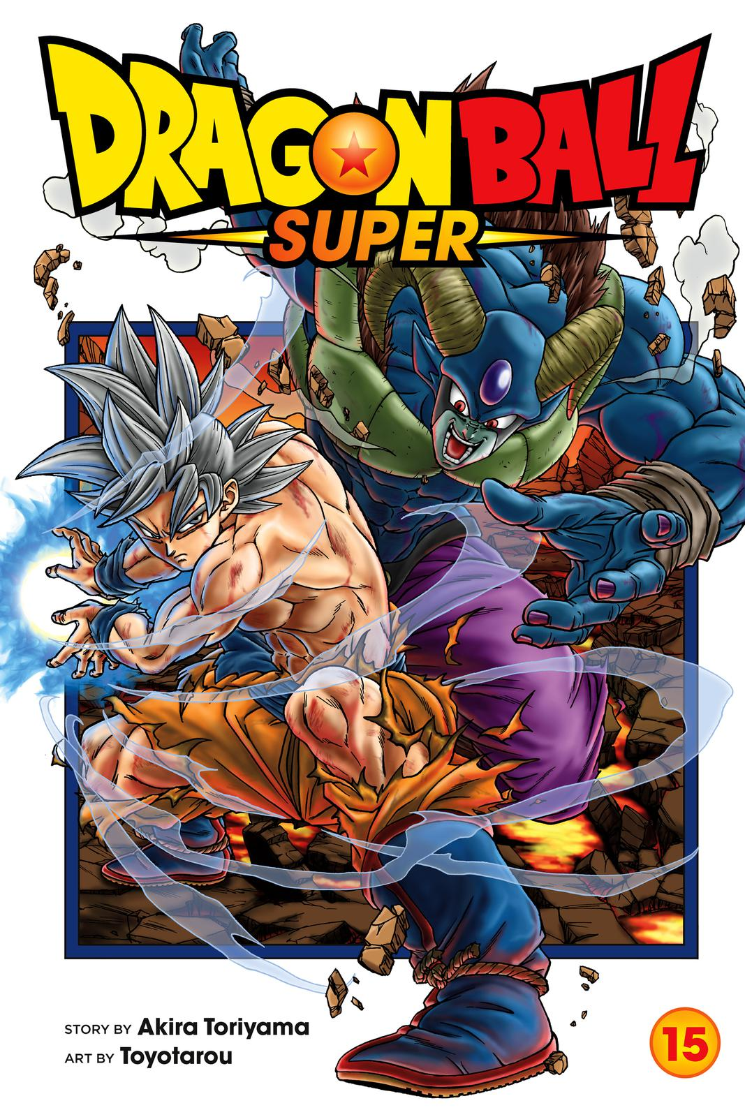 Dragon Ball Super Chapter 65 Page 1