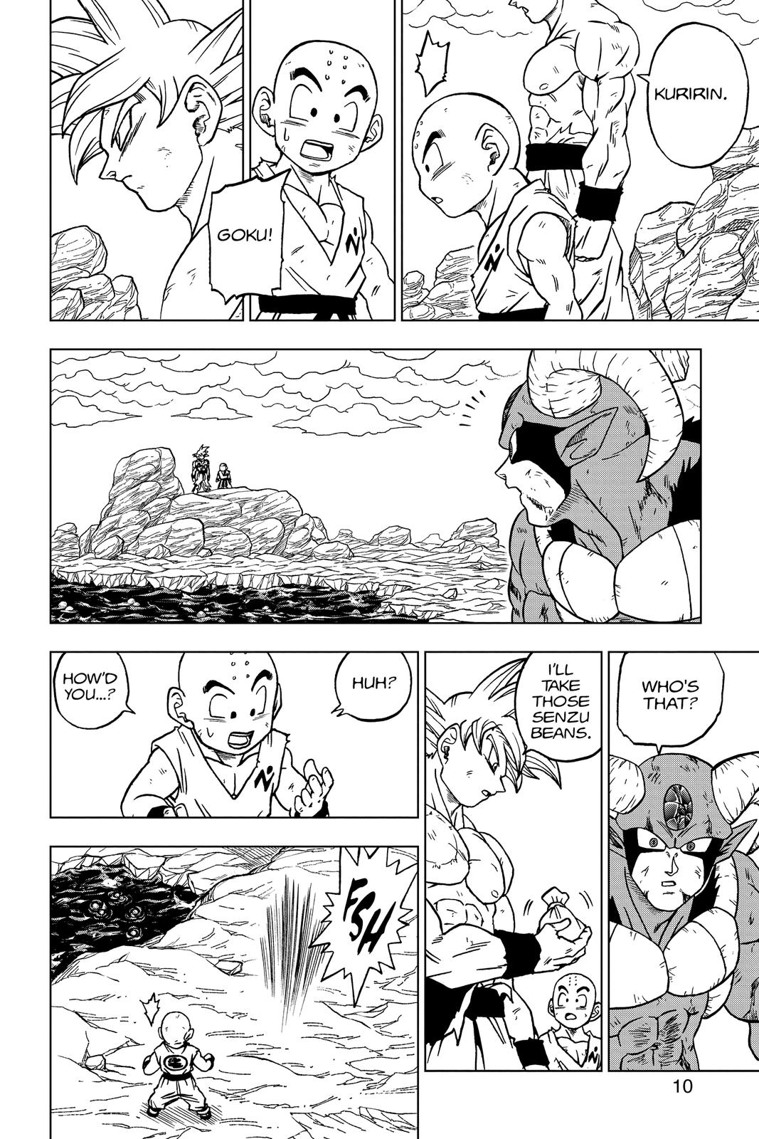 Dragon Ball Super Chapter 65 Page 11