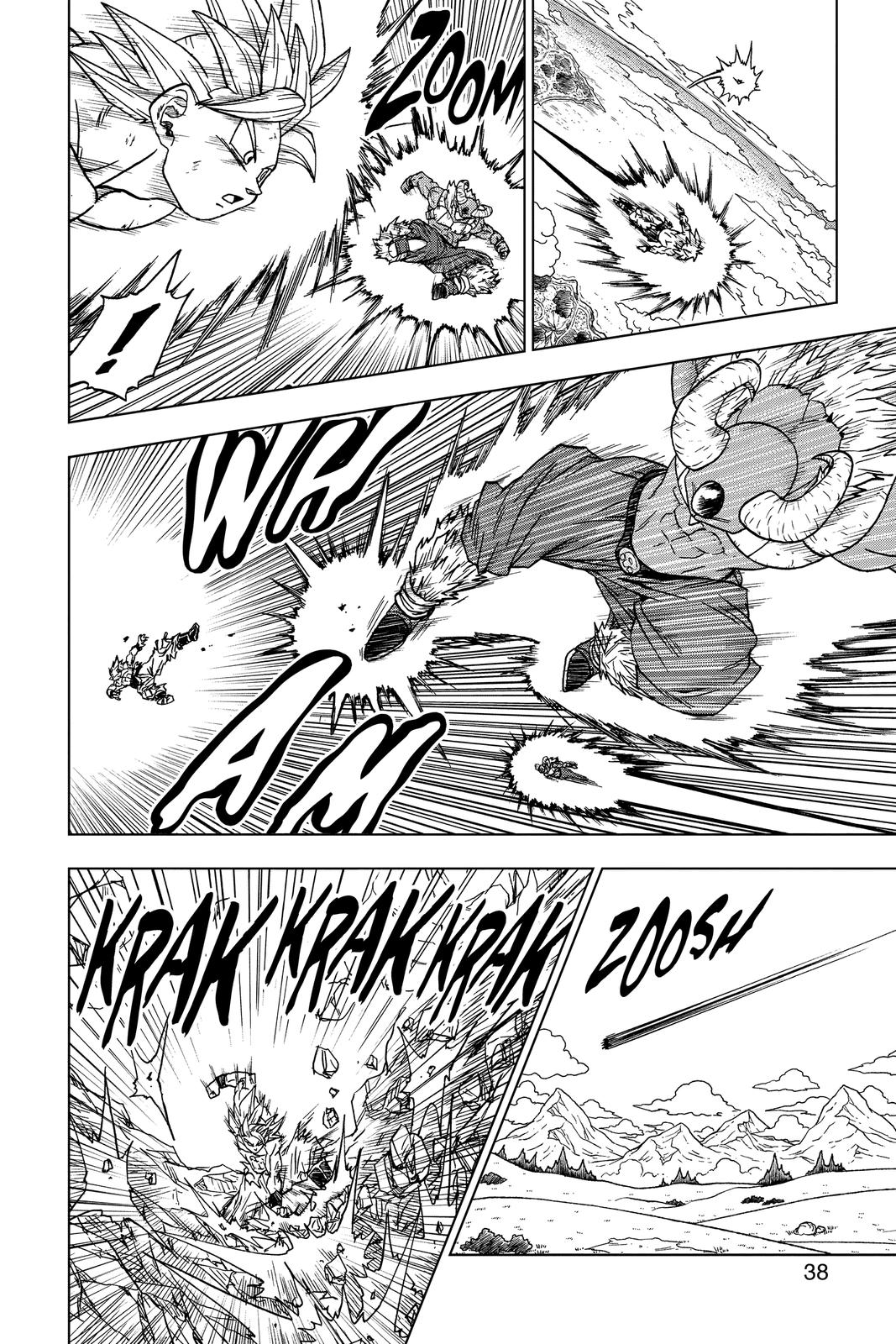 Dragon Ball Super Chapter 65 Page 38