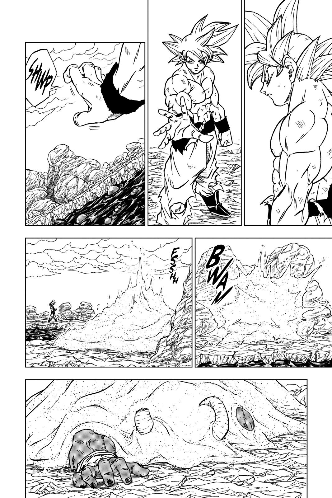 Dragon Ball Super Chapter 65 Page 9