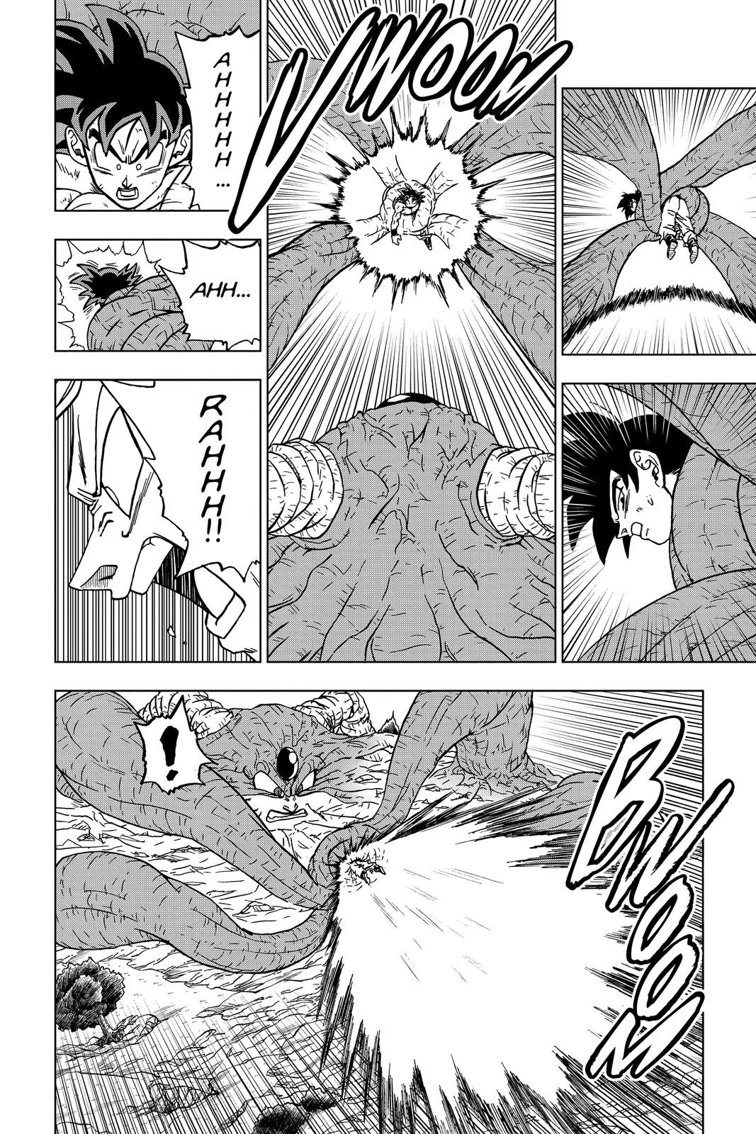 Dragon Ball Super Chapter 66 Page 24