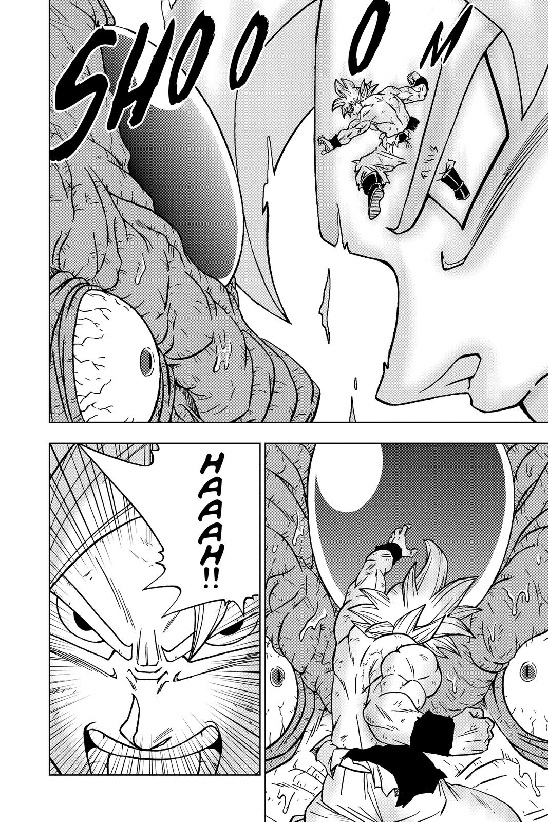 Dragon Ball Super Chapter 66 Page 38