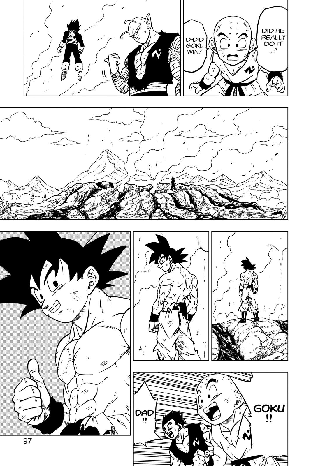Dragon Ball Super Chapter 66 Page 44