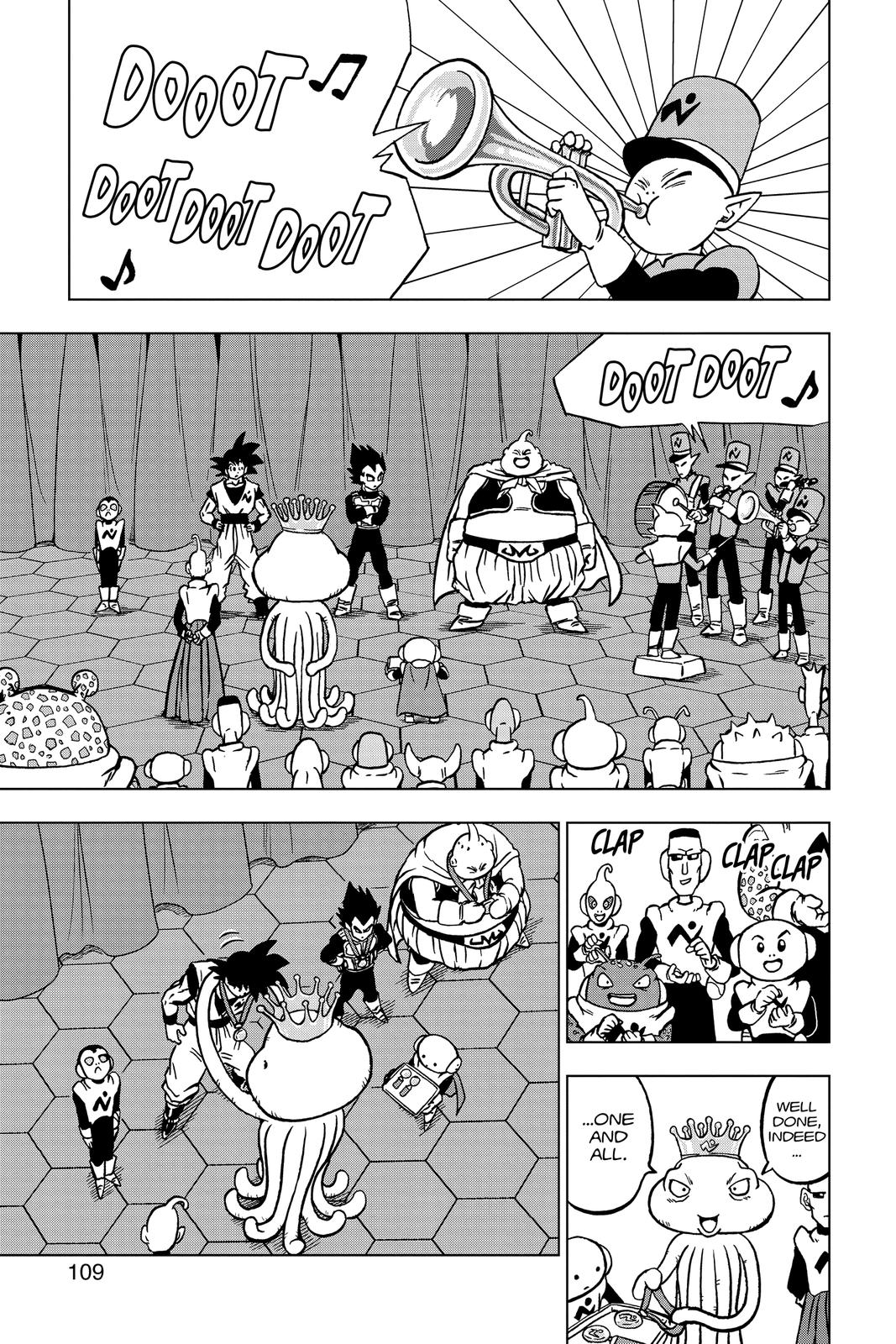 Dragon Ball Super Chapter 67 Page 11