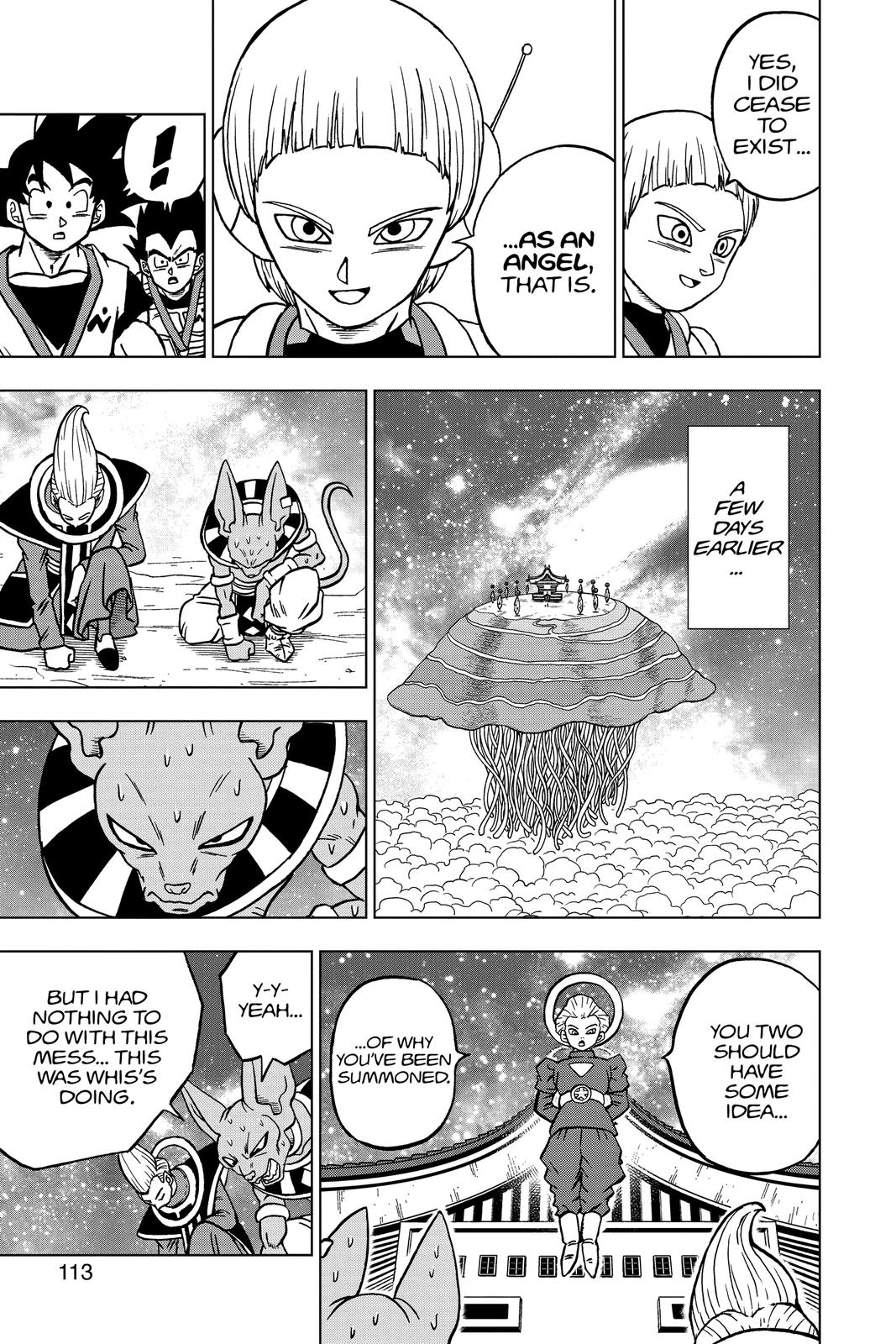 Dragon Ball Super Chapter 67 Page 15