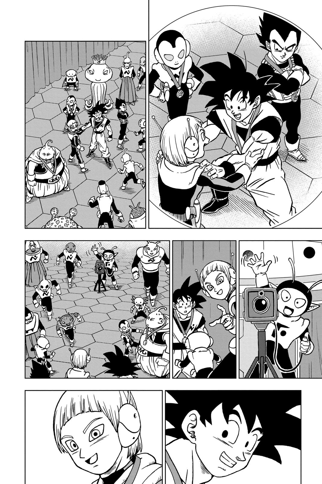 Dragon Ball Super Chapter 67 Page 20