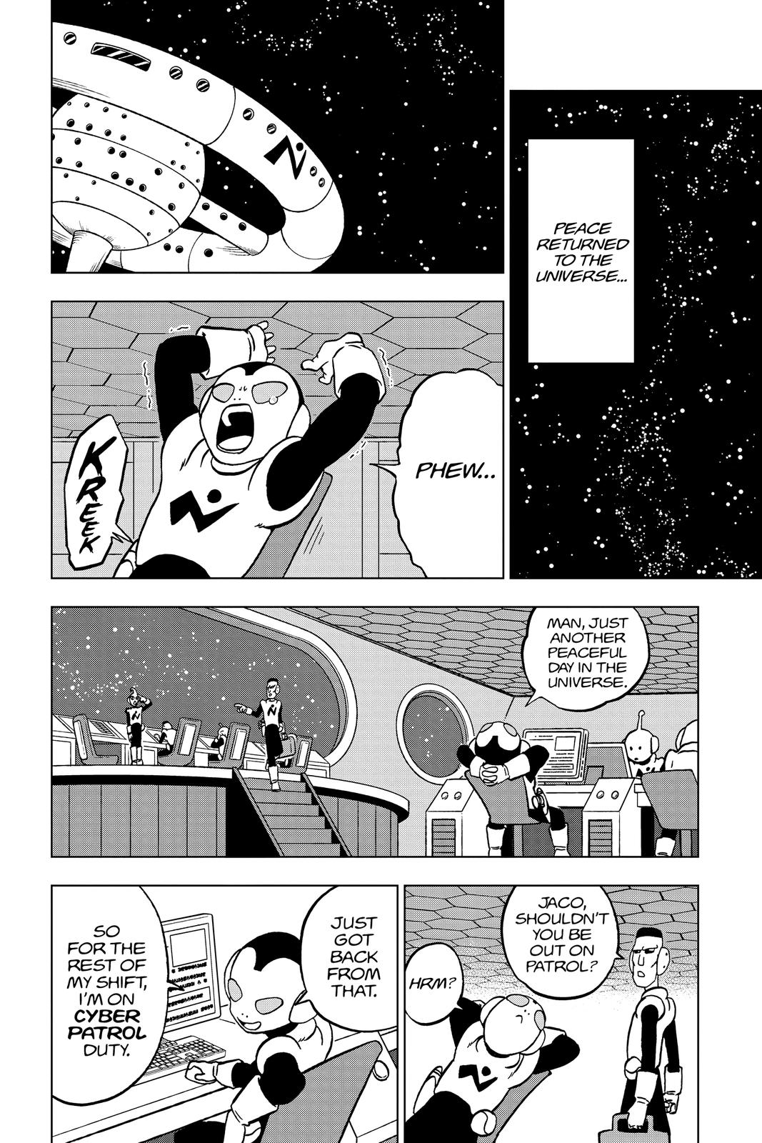 Dragon Ball Super Chapter 67 Page 22