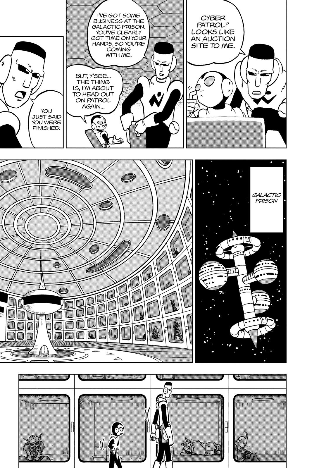 Dragon Ball Super Chapter 67 Page 23