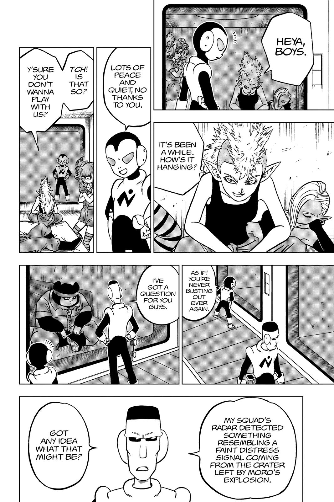 Dragon Ball Super Chapter 67 Page 24