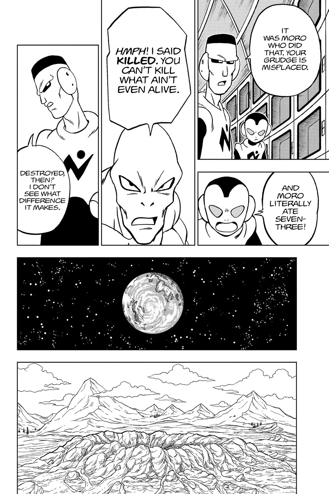 Dragon Ball Super Chapter 67 Page 26