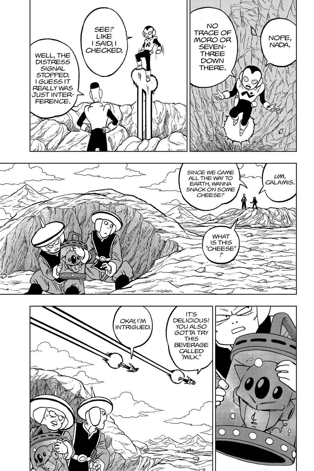 Dragon Ball Super Chapter 67 Page 31