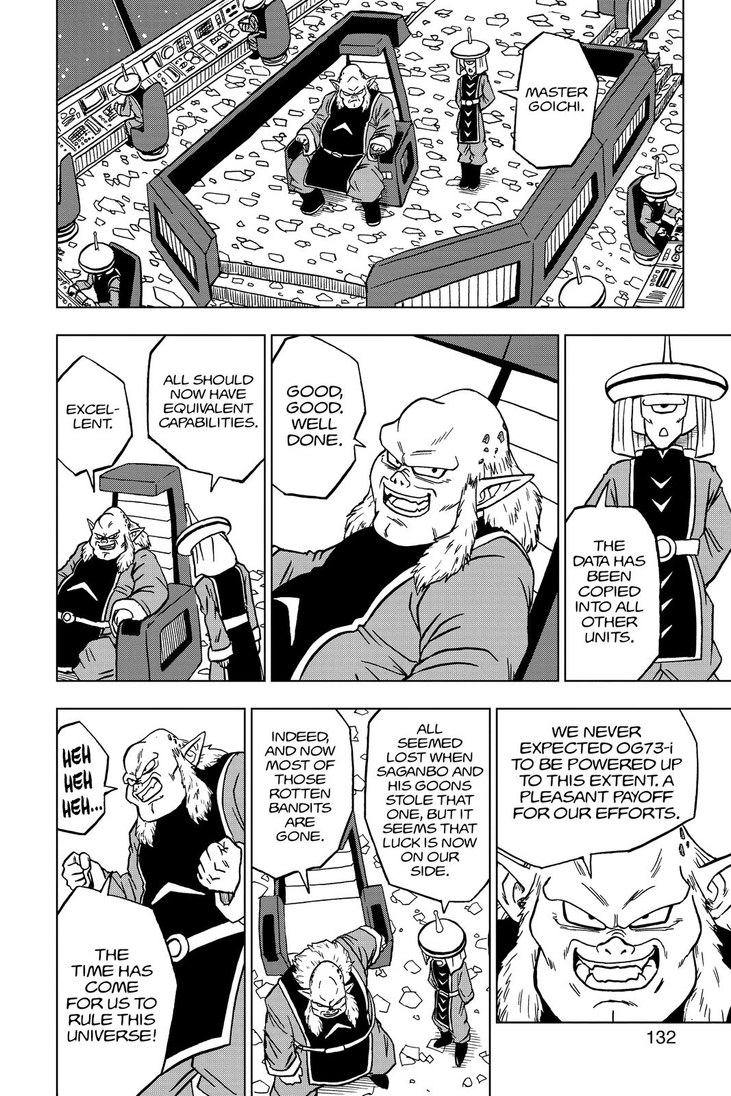 Dragon Ball Super Chapter 67 Page 34