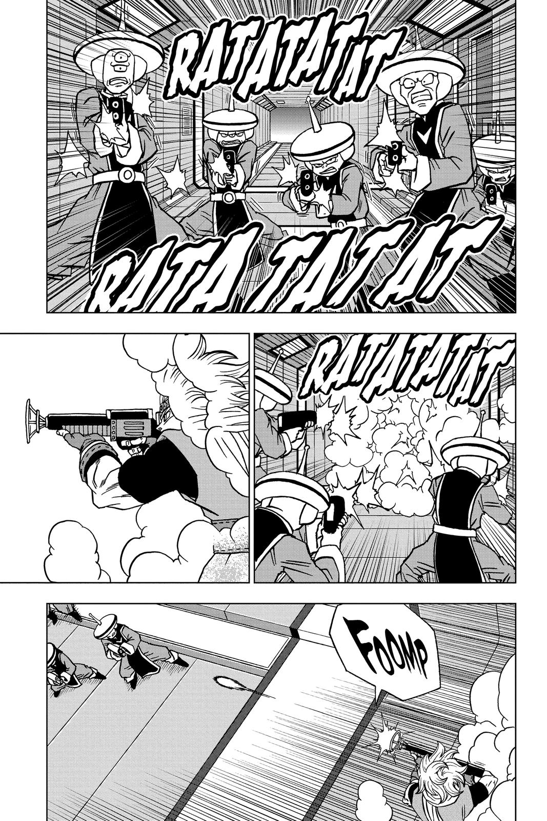 Dragon Ball Super Chapter 67 Page 37